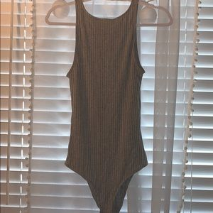 Abercrombie one piece tank top